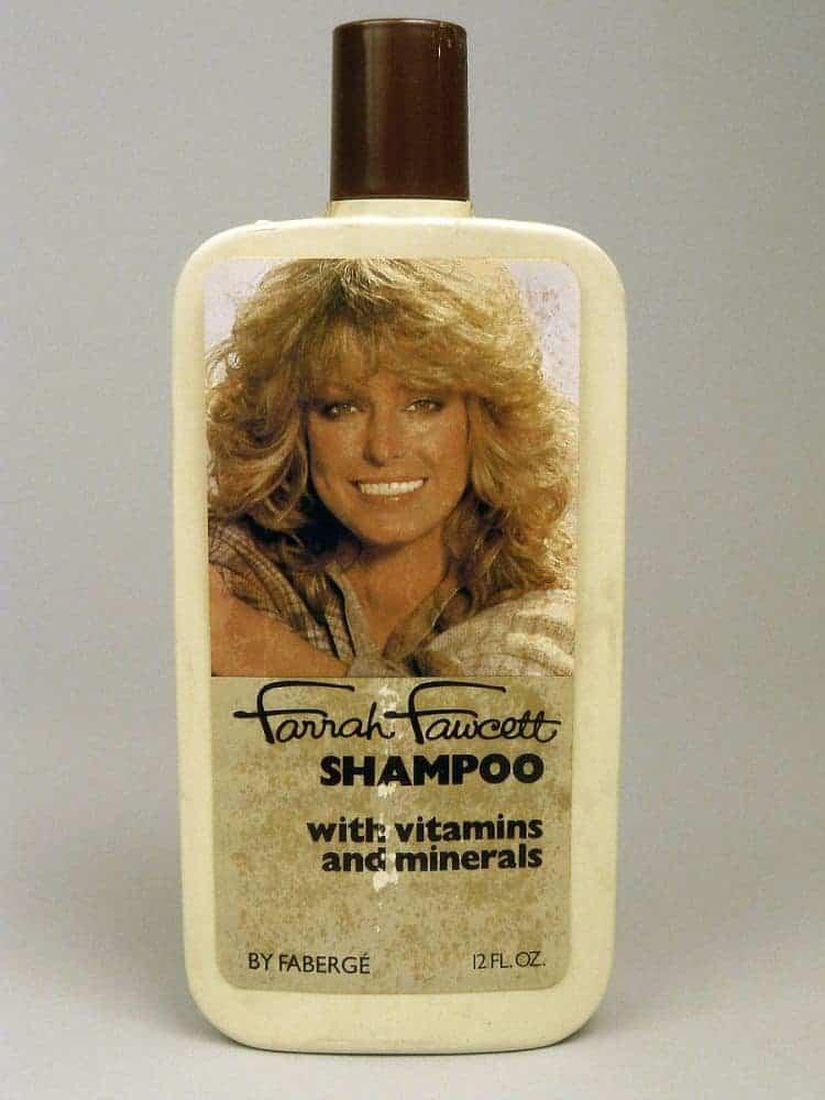 Farrah Fawcett Shampoo